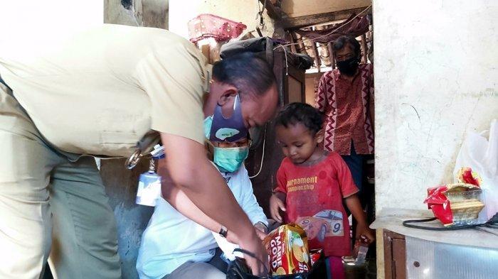 Balita Asal Tegal Ini Suka Nyemil Tanah, Jumadi: Faktor Utama Akibat Kemiskinan