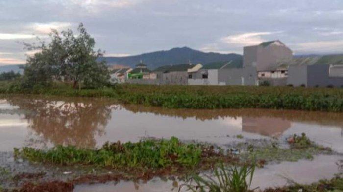 Dua Tanggul Sungai Jebol, Empat Desa di Majenang Cilacap Terendam Banjir