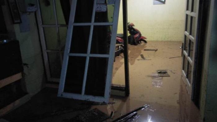 Sungai Beringin Meluap, 2 Kelurahan di Tugu Kota Semarang Terendam Banjir