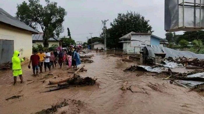 63 Warga Tertimbun Longsor di Ileboleng Flores Timur NTT, Evakuasi Terkendala Alat Berat