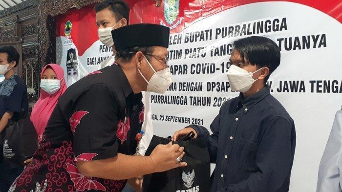 Catatan Sementara Ada 112 Anak Terdampak di Purbalingga, Orangtuanya Meninggal Karena Covid-19