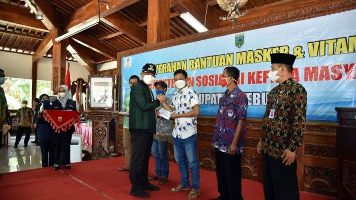 Pemkab Kebumen Kembali Terima Bantuan, 1.220 Paket Kesehatan Kemensos, Isinya Masker dan Vitamin