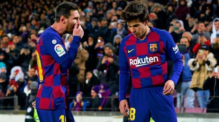 Hasil dan Klasemen Liga Spanyol: Sevilla Imbangi Barcelona, Messi CS Terancam Digusur Real Madrid