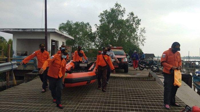 Sugeng Tenggelam saat Cari Keong di Sungai Ciawitali Cilacap, Pencarian di Hari Kedua Masih Nihil
