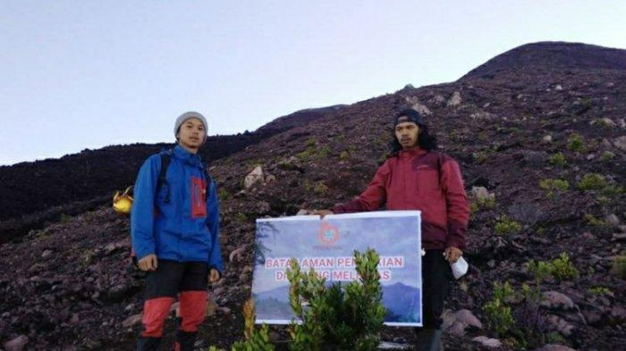 Jalur Pendakian Gunung Slamet Via Banyumas Dibuka Lagi: Wajib Bawa Surat Keterangan Sehat dan Masker