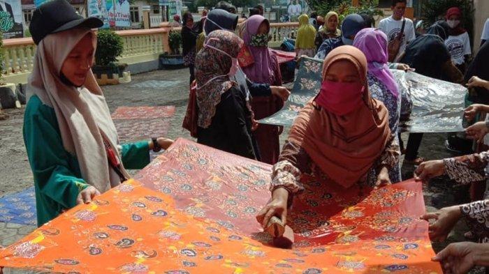 Mulai Dikembangkan, Sentra Batik Pekiringan Kabupaten Purbalingga, Kades: Buat Topang Ekonomi Warga