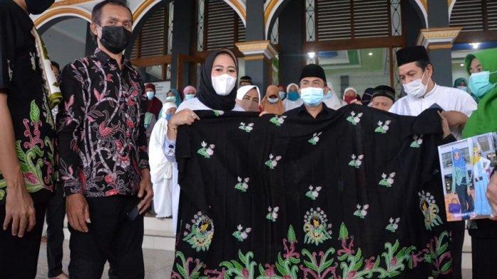 Inilah Batik Soedirman Karya Warga Desa Bodaskarangjati, Diharapkan Bisa Jadi Ikon Khas Purbalingga