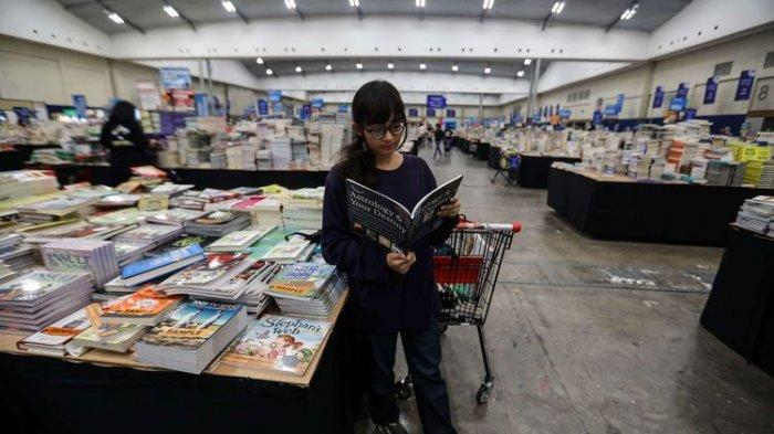 Para Pecinta Buku, Jangan Lewatkan. Big Bad Wolf Bakal Digelar Secara Online, Ada Diskon Hingga 90%