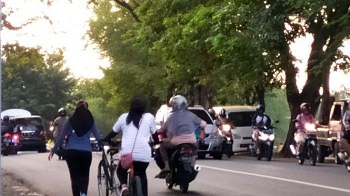 Tak Cuma Disentuh Tapi Diremas Juga, Begal Pantat Lagi Marak di Semarang, Incar Pesepeda Perempuan