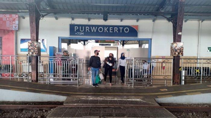 Sambut HUT RI, PT KAI Bagi-bagi Voucher dan Tambah Kereta dari Stasiun Purwokerto. Ini Daftarnya