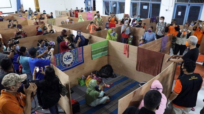 625 Warga dari 11 Dusun di Kabupaten Magelang Mengungsi Lagi, Menempati 6 Titik Evakuasi