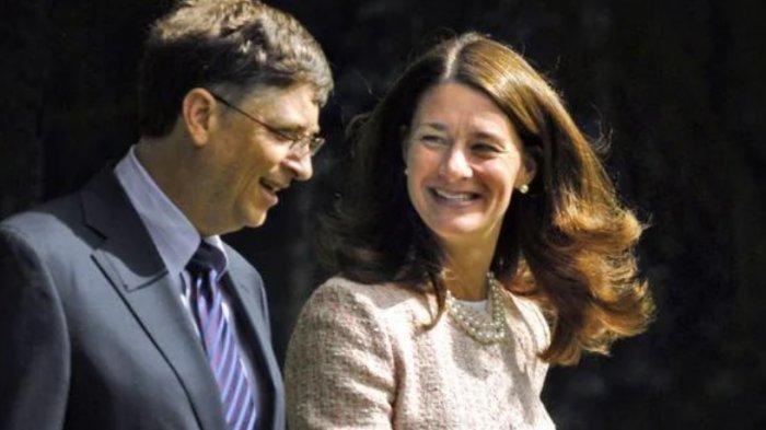 27 Tahun Menikah, Co Founder Microsoft Bill Gates Umumkan Perceraian dari Melinda