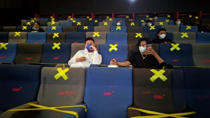 Siap-siap, Bioskop Bakal Dibuka Lagi Mulai 14 September 2021