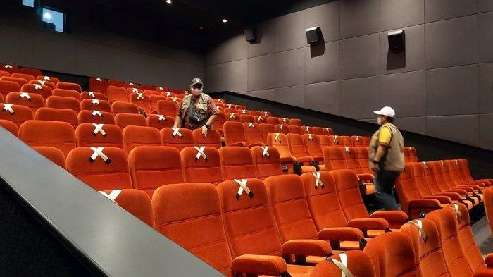Bioskop di Kota Tegal Sudah Boleh Beroperasi, Nonton Film Wajib Unduh Aplikasi Peduli Lindungi