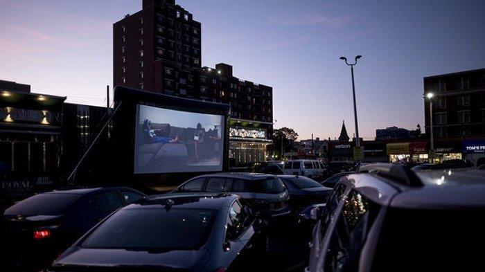 Ganjar Sarankan Pengelola Bioskop Jangan Buka Dahulu, Ini Pertimbangan Gubernur Jateng