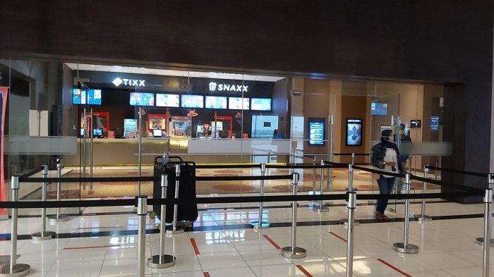Bioskop di Kota Tegal Masih Sepi Penonton, Pengelola Berharap Bisa Tambah Jam Operasional