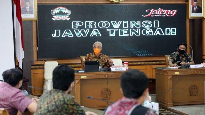 Penyederhanaan Birokrasi Lingkungan Pemprov Jateng, Gubernur Ganjar: Kami Sudah Siap