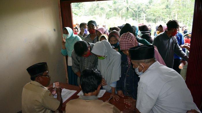Cuma Diberi Rp 200 Ribu Tiap Warga, BLT Dana Desa di Purbasari Purbalingga, Begini Alasan Kades