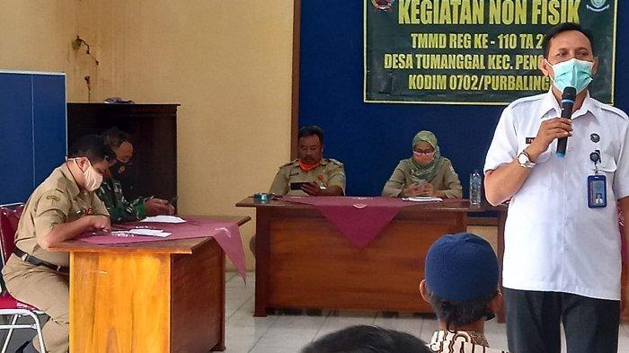Ajak Orangtua di Larangan Purbalingga Cegah Anak Pakai Narkoba, TNI Gandeng BNN Gelar Sosialisasi