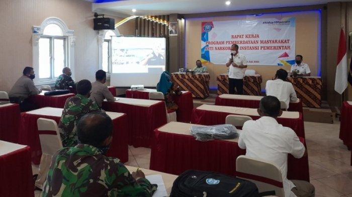 195 Ribu Warganya Menyalahgunakan Narkoba, Jateng Duduki Peringkat 4 di Indonesia Kasus Narkoba
