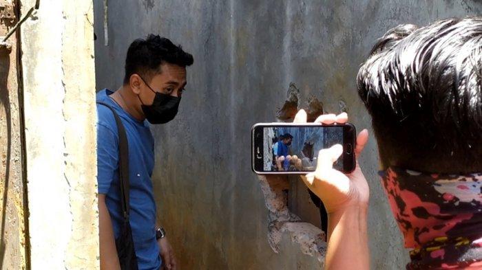Mesin ATM Minimarket di Gunungpati Semarang Dibobol Maling, Pelaku Masuk Seusai Bobol Tembok