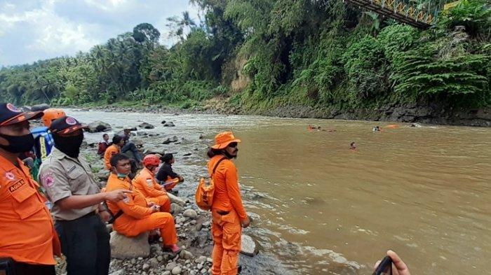 Bocah Hanyut di Sungai Serayu Ditemukan, BPBD Banjarnegara: Korban Meninggal Dunia