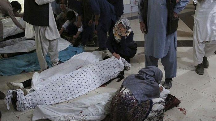 Bom Meledak di Sekolah Putri di Afganistan, 50 Orang Tewas. Berawal dari Bom Mobil