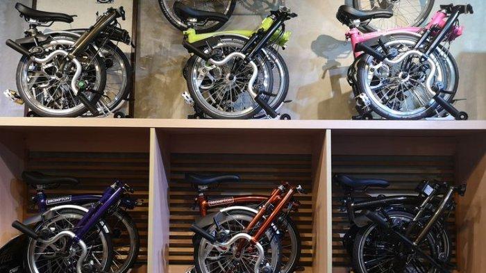 Daftar Harga Wajar Sepeda Brompton, Jangan Mau Bayar Kemahalan