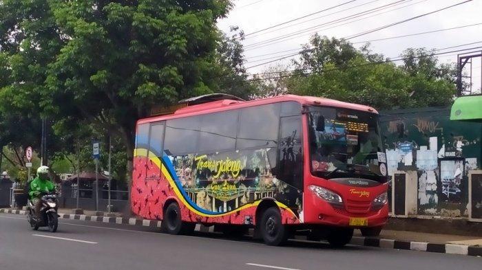 Diusulkan Enam Koridor Bus Trans Banyumas Raya, Target Sudah Beroperasi Mulai Februari 2021