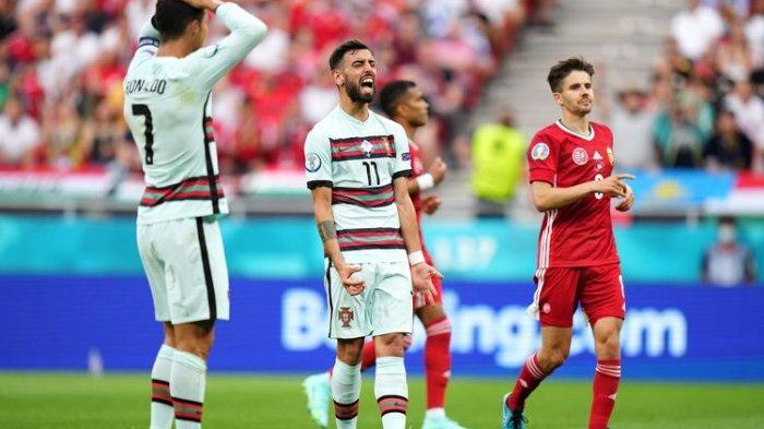 EURO 2020 Malam Ini, Pasukan Joachim Loew Butuh Menang, Klik Link Live Big Match Portugal Vs Jerman