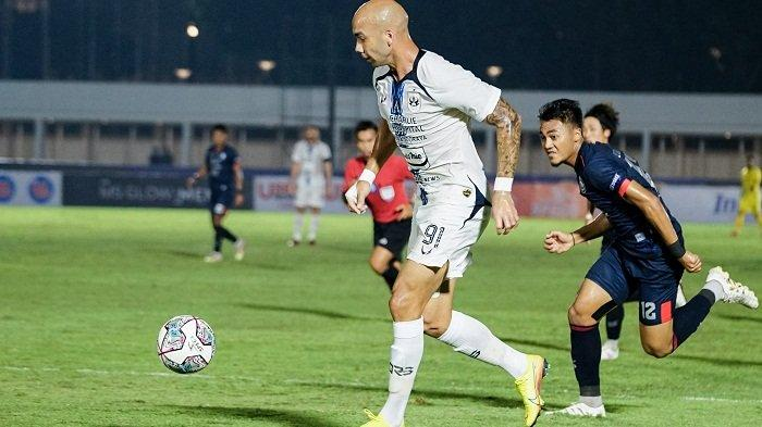 PSIS Semarang Bermain Imbang Lawan Arema FC, Bruno Silva: Kami Sama-sama Punya Pertahanan Bagus