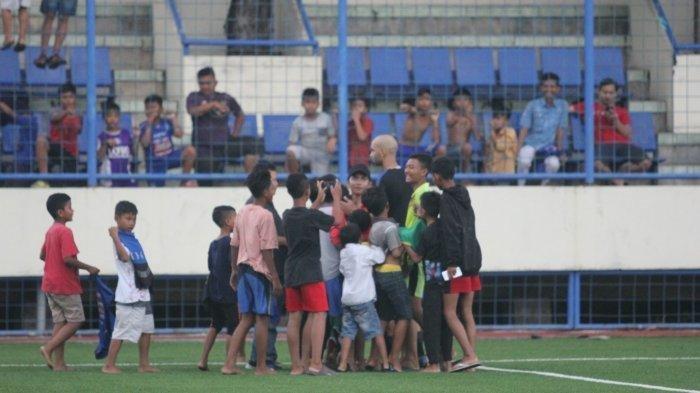 Bruno Silva dan Komarodin Sudah Akur Lagi, Dua Pemain PSIS Semarang Sempat Berseteru Karena Ini