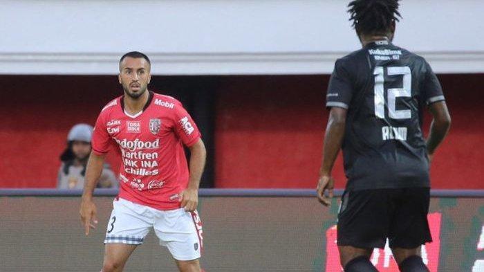Liga 1 Ditunda Lagi, Kontrak Habis Desember 2020, Brwa Nouri Mulai Berpikir Ulang di Bali United