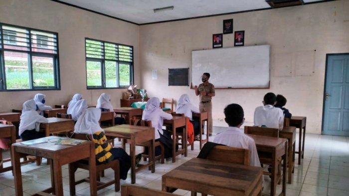 Kasus Makin Melonjak, Dinkes Batang Sarankan KBM Tatap Muka di Sekolah Agar Dihentikan Sementara