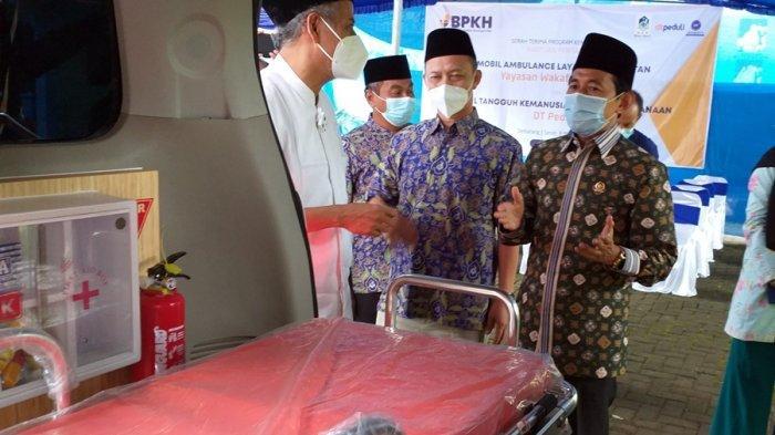 Bukhori Yusuf Harapkan Ada Program Vaksinasi Gratis Bagi Calon Jemaah Haji