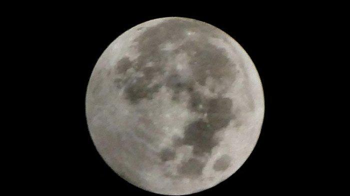 Jangan Lewatkan, Bulan Jagung Penuh Bisa Dinikmati Malam Ini