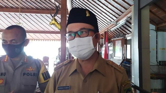 Instruksi Bupati Banyumas: Seluruh Pegawai Pemkab Dilarang Pakai Masker Scuba