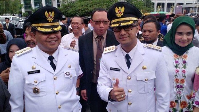 Bupati Bandung Barat dan Anaknya Jadi Tersangka, Diduga Korupsi Dana Darurat Covid-19
