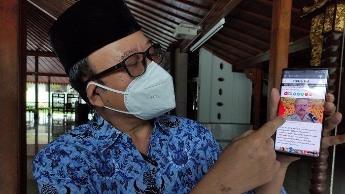 Dikabarkan Tolak SKB 3 Menteri Soal Seragam Sekolah, Bupati Banyumas: Itu Hoaks