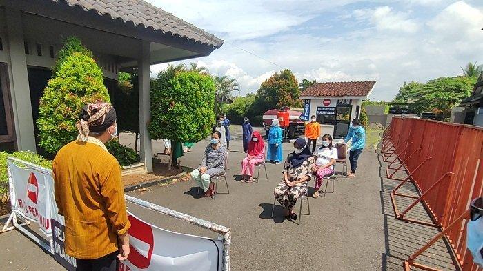 Ibu Hamil Positif Covid Dikarantina di Hotel Tiara Purwokerto, Bupati Banyumas: Mudahkan Penanganan