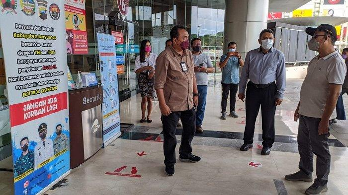 Mal di Purwokerto Resmi Dibuka, Pengunjung Harus Scan Barcode Aplikasi Peduli Lindungi
