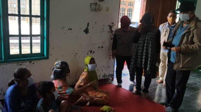 Banjir Rendam Rumah Warga di Desa Sirau dan Grujugan Banyumas, Ketinggian Air Mencapai 1,5 Meter