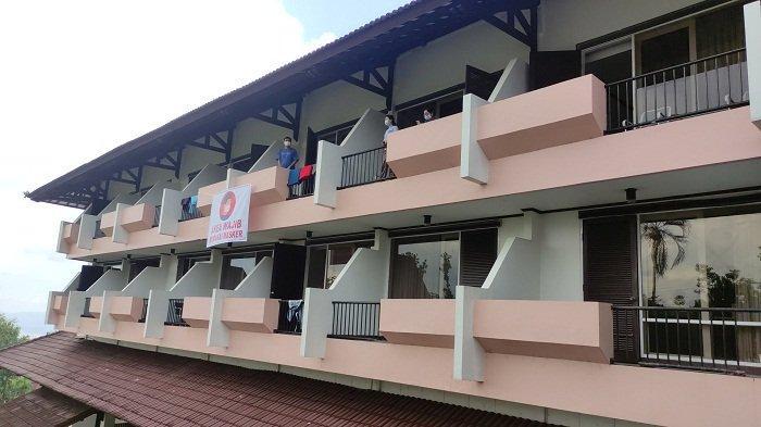 Disiapkan Jadi RS Darurat, Hotel Rosenda Baturraden Banyumas Hanya Layani Pasien Bergejala Ringan