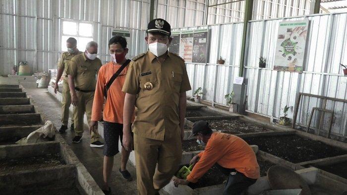 Olah Sampah Warga, TPST Rempoah Baturraden Banyumas Hasilkan Maggot untuk Dijual