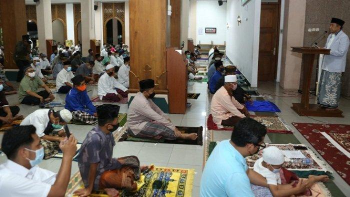 Hari Pertama Puasa, Bupati Cilacap: Pedomani Protokol Kesehatan Tanpa Mengurangi Kekhusyukan Ibadah