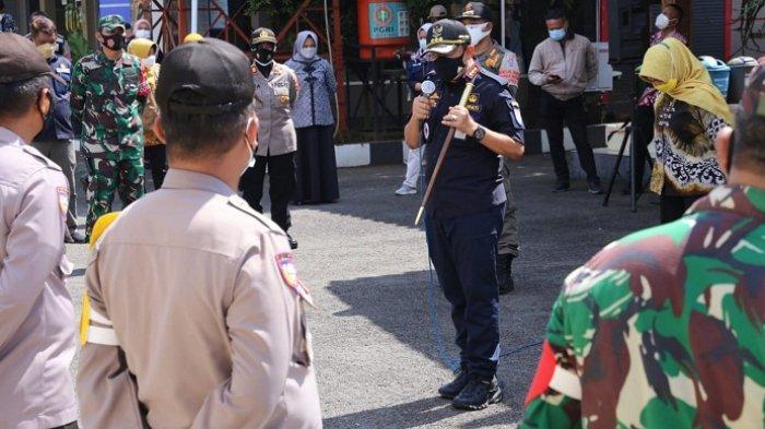 Lalu Lintas Jateng-Jabar di Cilacap Diperketat, Penyekatan Dilakukan di 2 Kecamatan