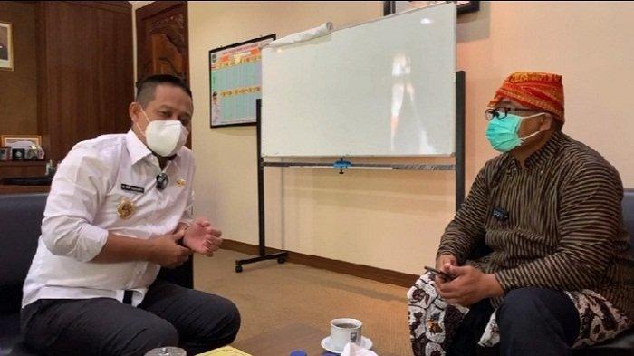 Sewa Kios di Pasar Tumenggungan Kebumen Dikabarkan Naik 300 Persen, Bupati Arif: Itu Tidak Benar