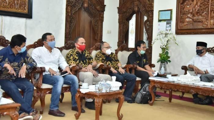 Tim Task Force Kemenkes Apresiasi Penanganan Covid-19 di Kebumen