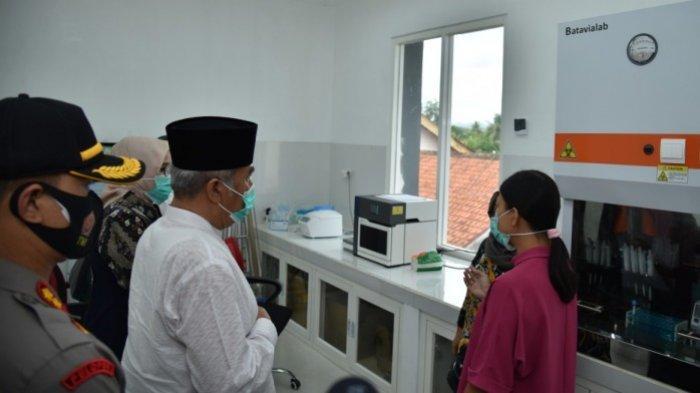 Kebumen Kini Punya Laboratorium Tes PCR, Hasil Swab Bisa Diketahui setelah 3 Jam Cek