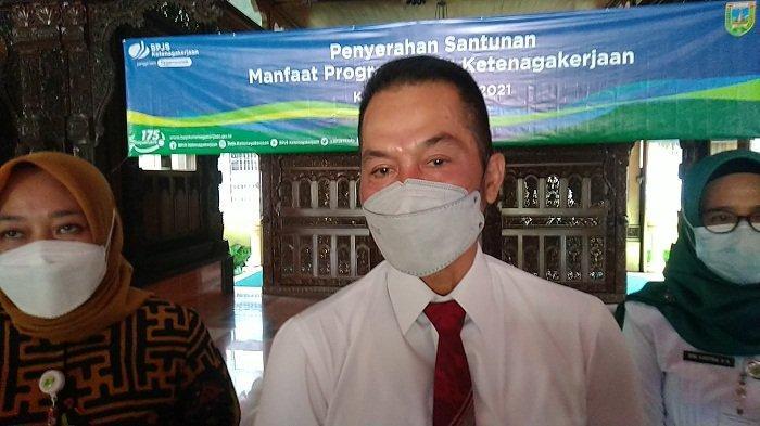 PTM Digelar Pekan Depan, Bupati Kudus: Peserta Didik Dilarang Gunakan Masker Scuba